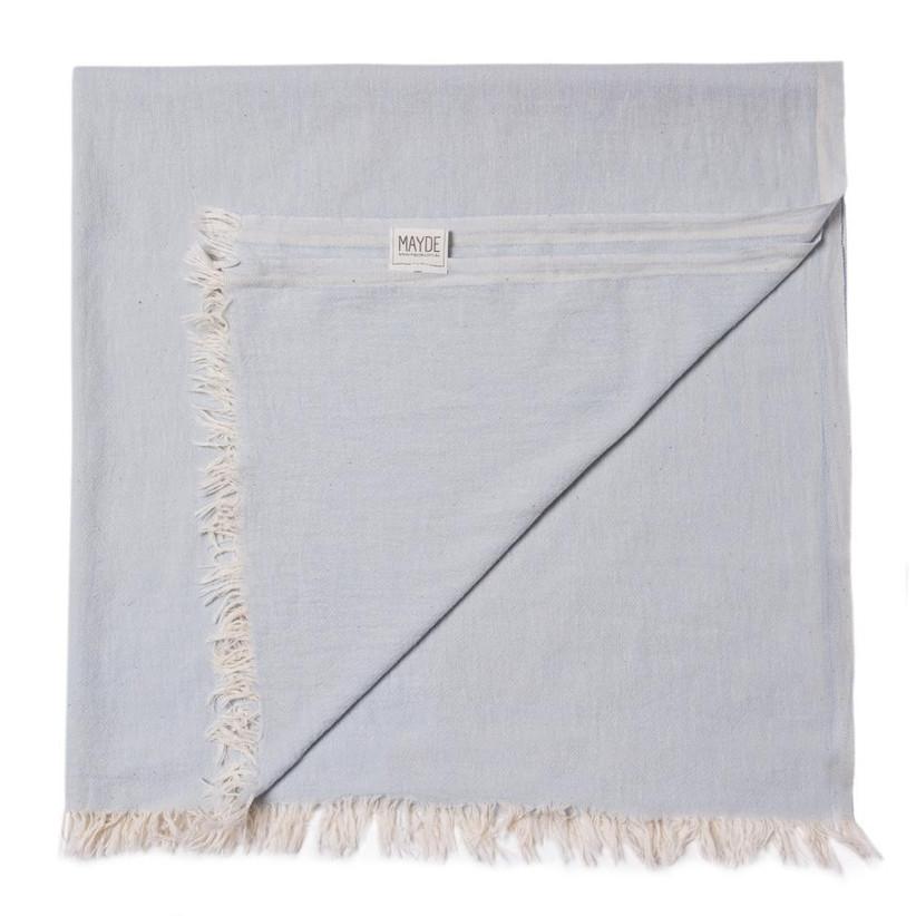 Plain cotton towel