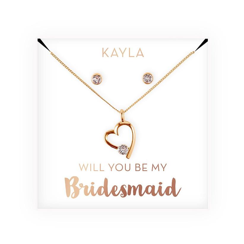 Bridesmaid Proposal Gifts and Boxes