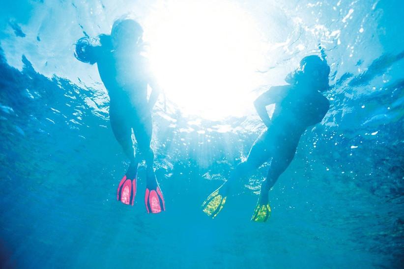 Scuba diving gift