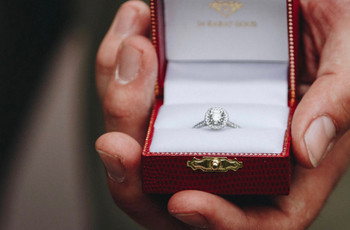 Oval Engagement Rings: 19 of the Most Beautiful Settings We've Ever Seen
