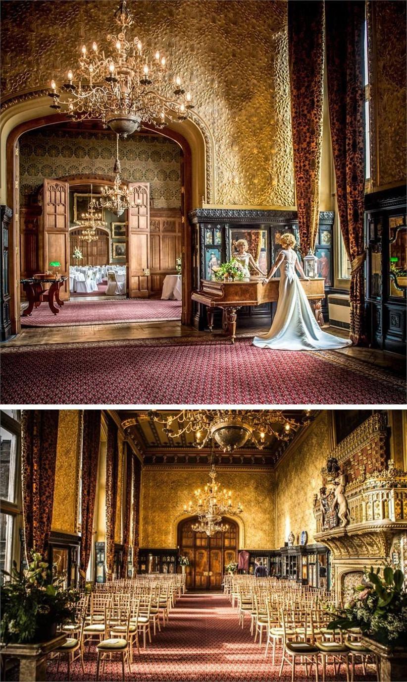glamorous-decor-at-the-carlton-towers-wedding-venue