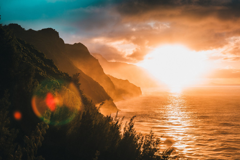 Most Popular Honeymoon Destinations Hawaii