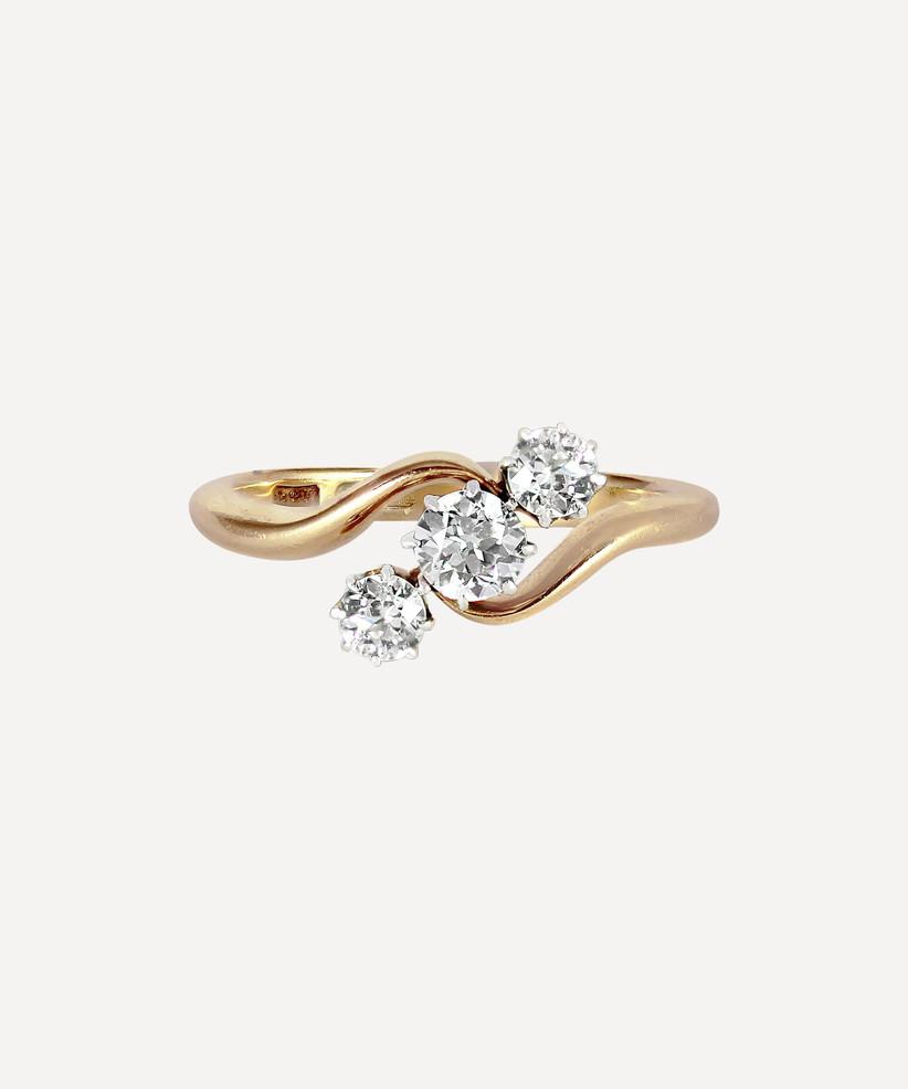 Unique engagement rings 15