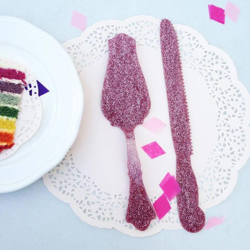acrylic-cake-knife-set