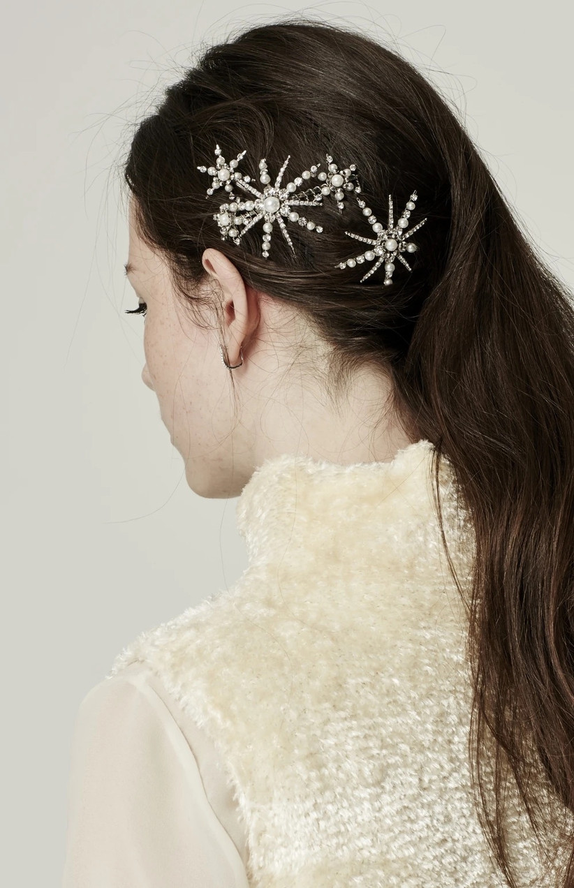 Best wedding hairstyles for long hair 3