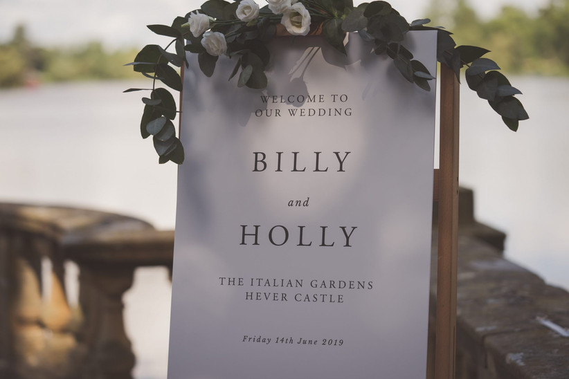 Billy and Holly Wedding