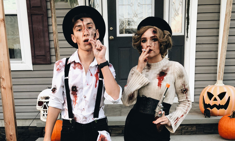 47 Best Couples Halloween Costumes For 2020