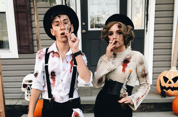 47 of the Best Couples Halloween Costumes for 2020