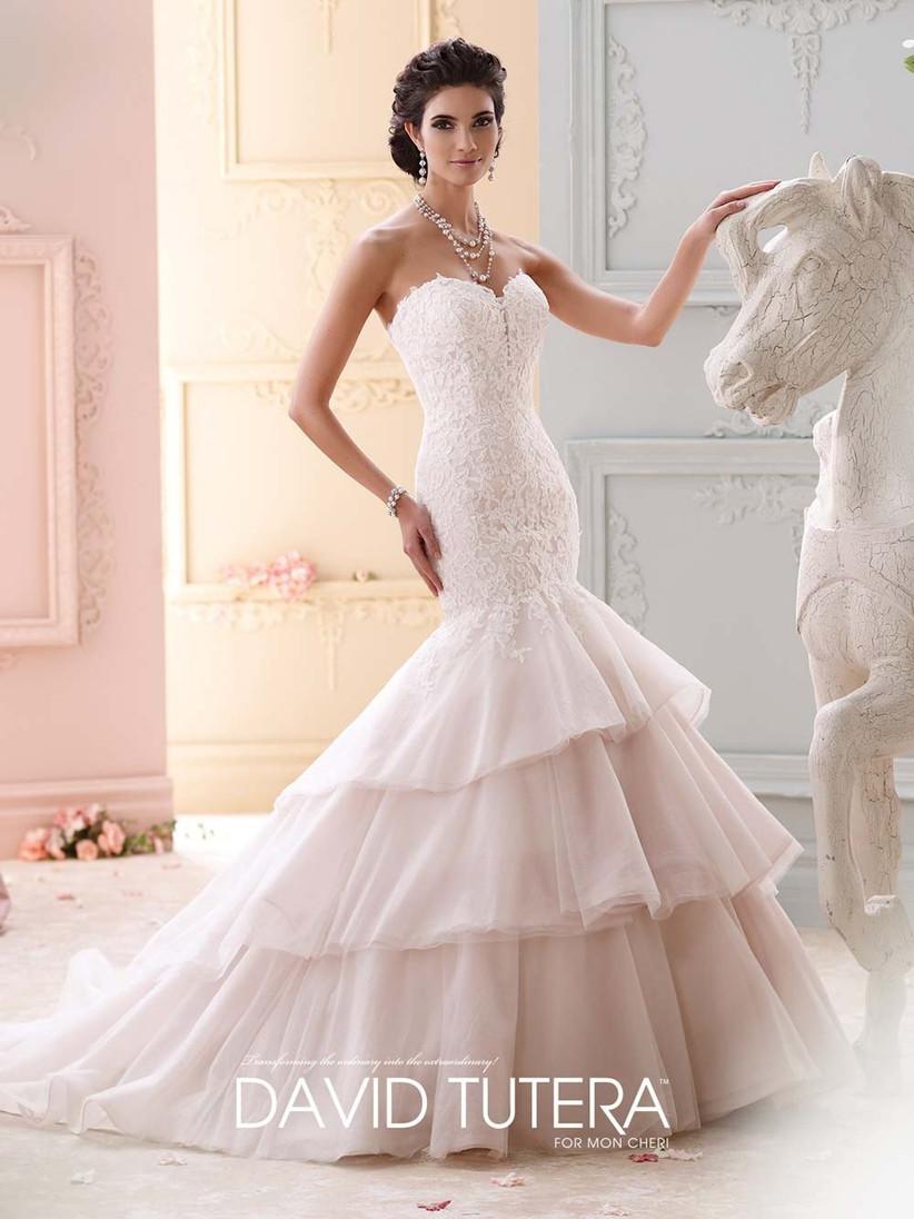 pink-mermaid-wedding-dress