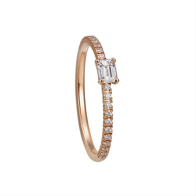 Cartier-Pink-Gold-Diamond-Ring