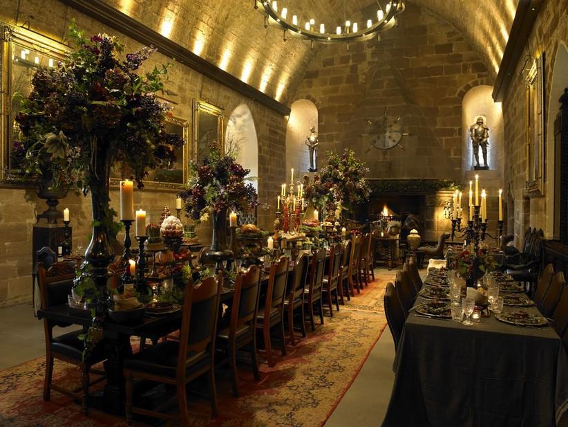 Eco wedding venues