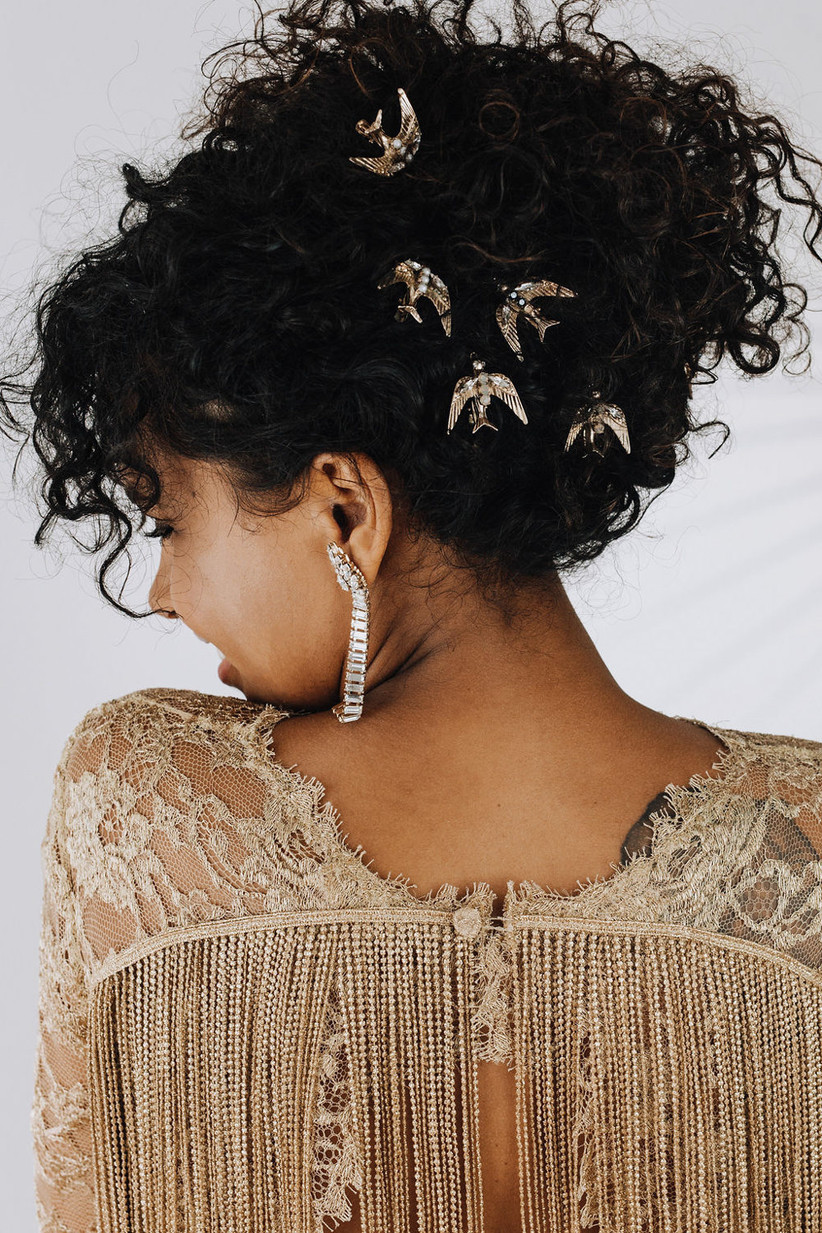 Black wedding hairstyles 15