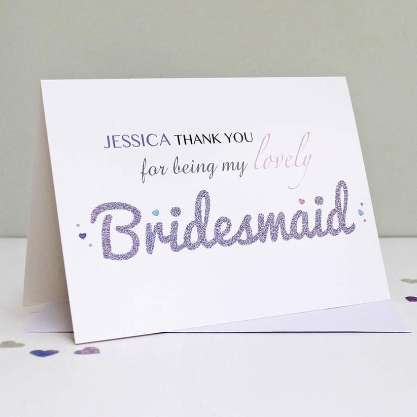 glitter-bridesmaid-card