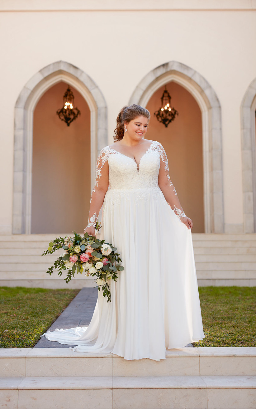 Second Marriage Wedding Dresses Hitched Co Uk