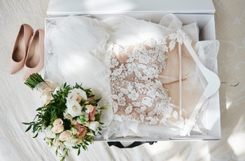 How to Store Your Wedding Day Essentials for Your Postponed Wedding