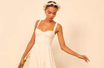 23 of the Best Casual Wedding Dresses for Laid-Back Brides