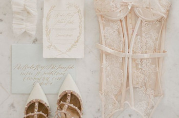The 27 Best Wedding Lingerie Sets (& Our Top Tips for Bridal Underwear Shopping)