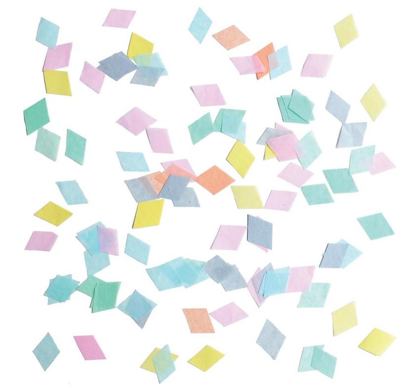 diamond-shaped-pastel-confetti