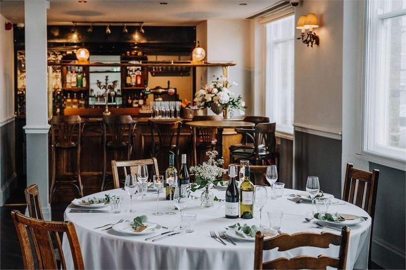 London Pub Wedding Venues The Admiral Hardy 2