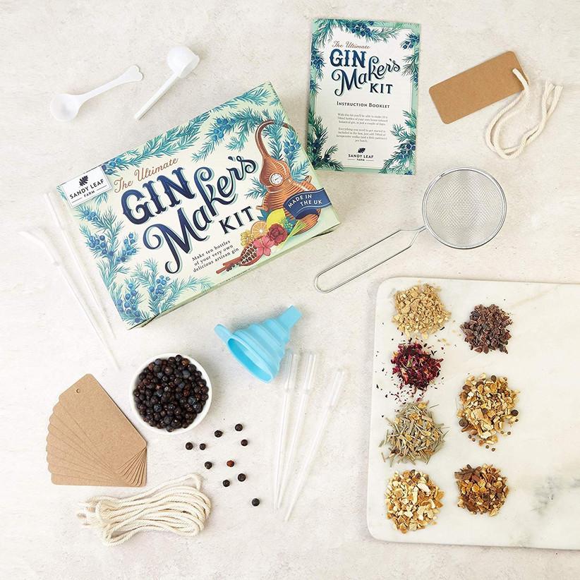 Gin making gift