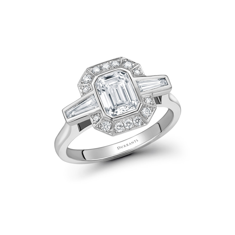 Popular engagement ring trends 2020 29
