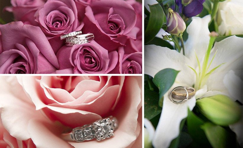 wedding-rings-on-bouquets-2