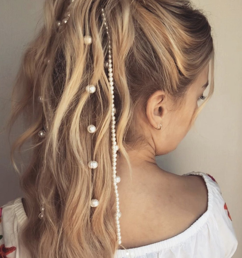Best wedding hairstyles for long hair 11