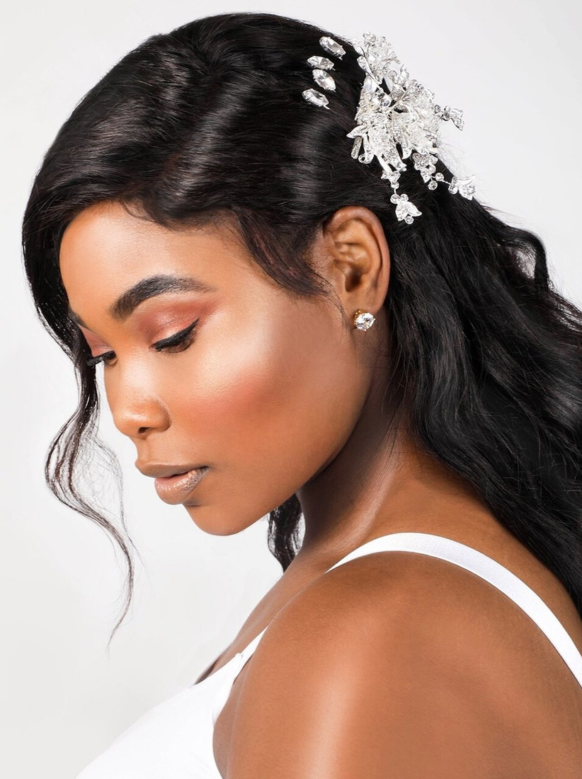Black wedding hairstyles 25