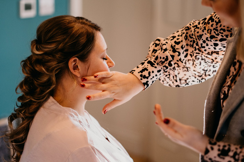 Leah and Aaron - Elmore Court Wedding