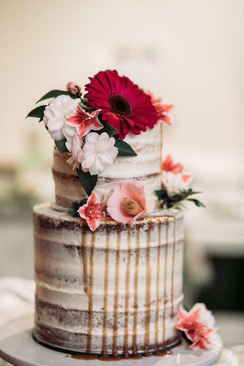 wedding cake budget hack
