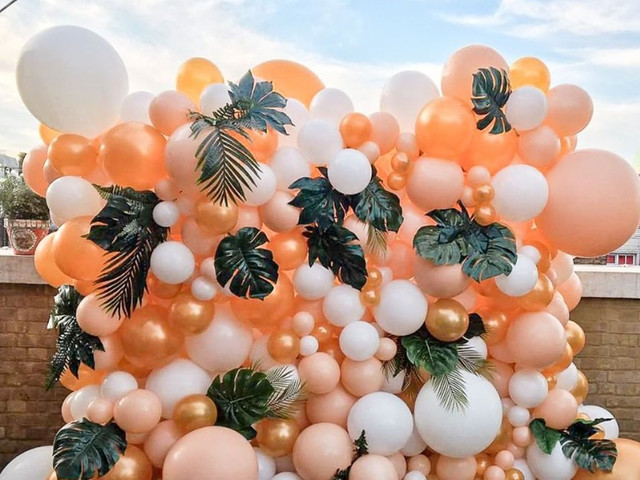 How to Create a Beautiful Balloon Wall in 5 Easy Steps