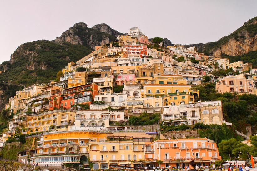 Most Popular Honeymoon Destinations Italy