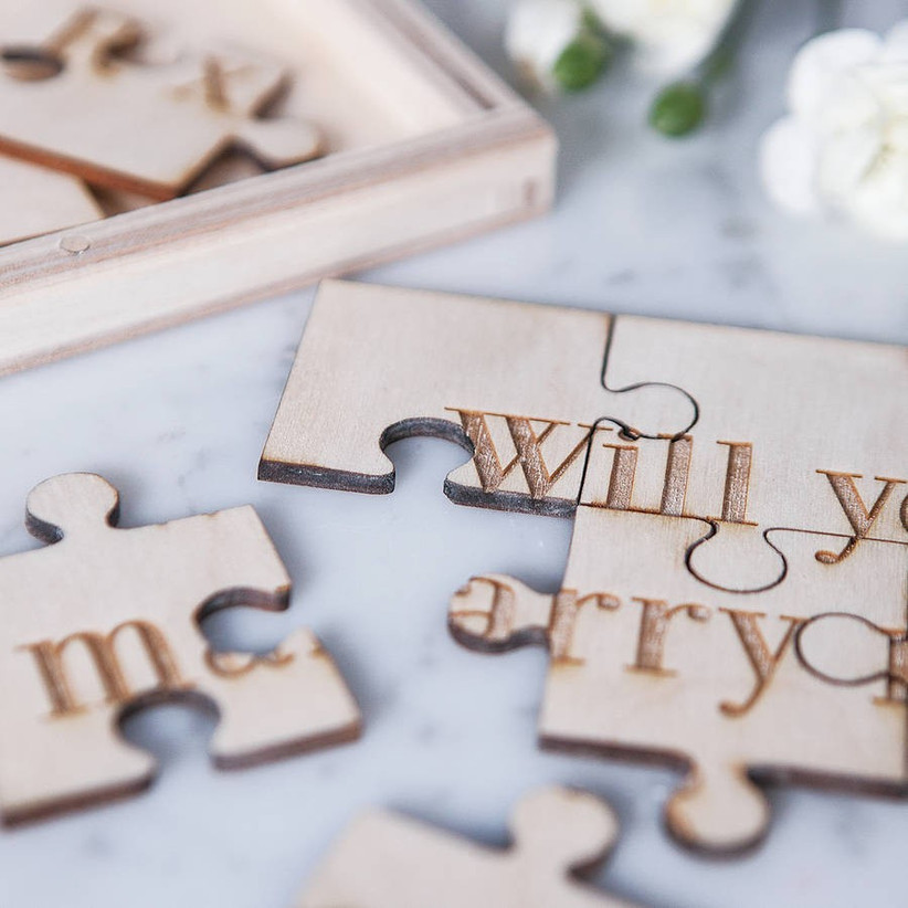 marry me proposal puzzle