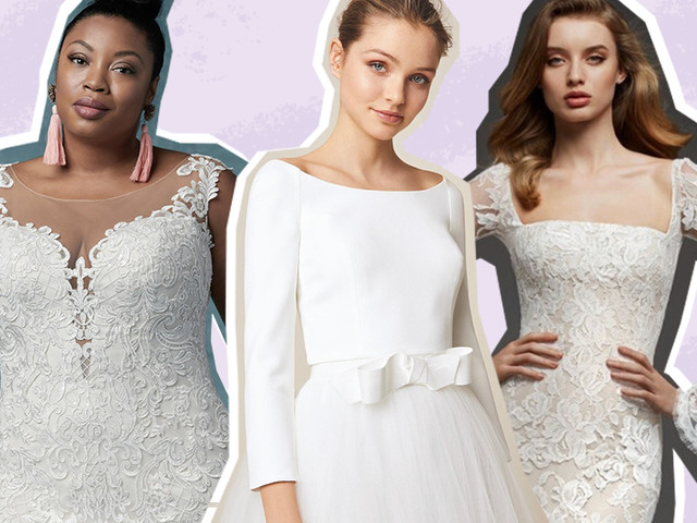 Wedding Dress Styles: 22 Shapes and Necklines You Need to Know