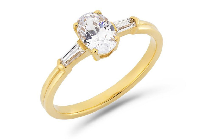 Popular engagement ring trends 2020 31