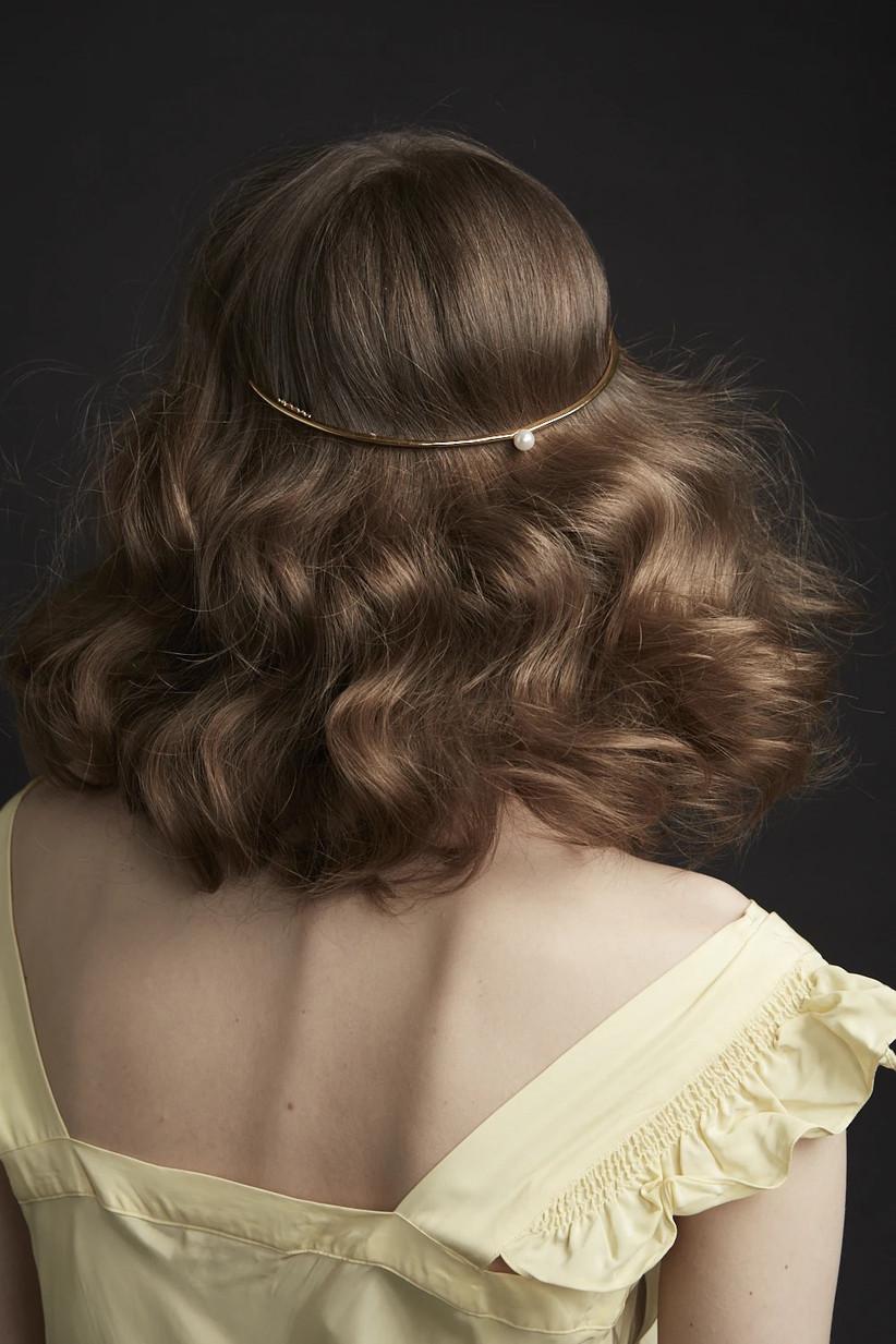 Bridesmaids hairstyles 36