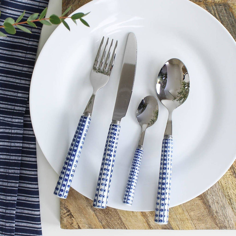 18th Anniversary Gifts Cutlery