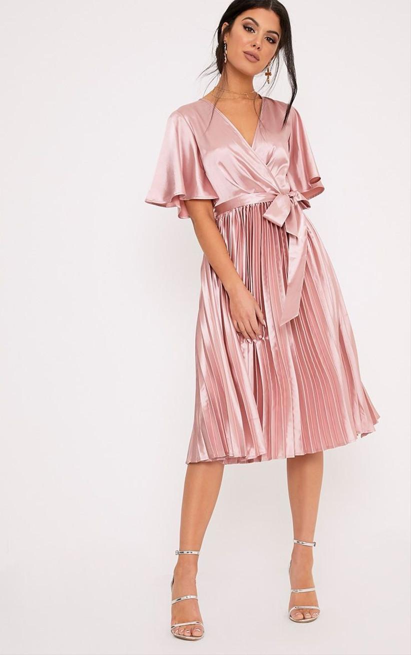 PLT Mairee dress pleated