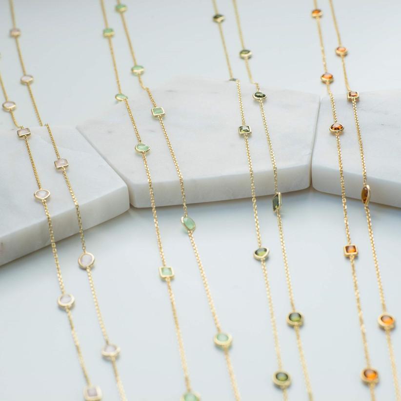wedding anniversary stones - citrine