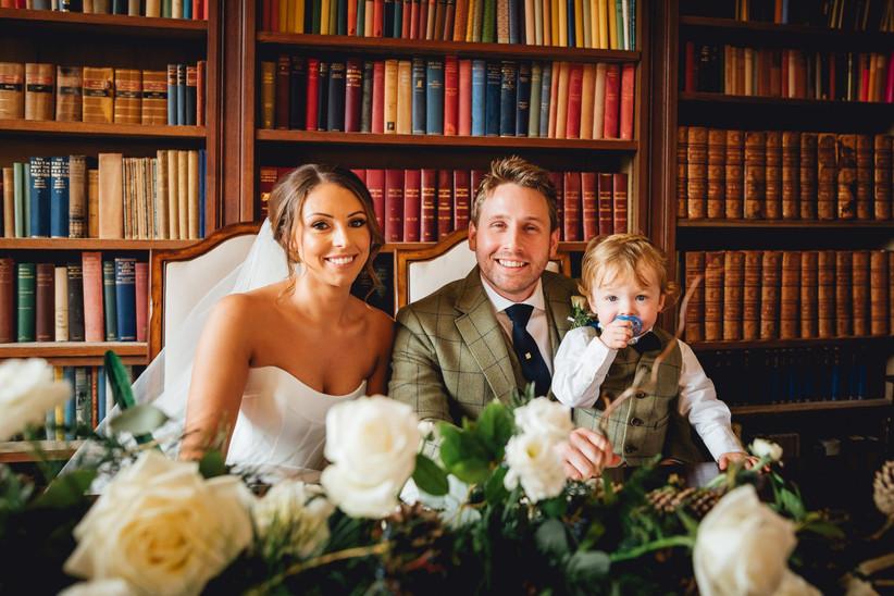 Lauren and Anthony - Brinsop Court