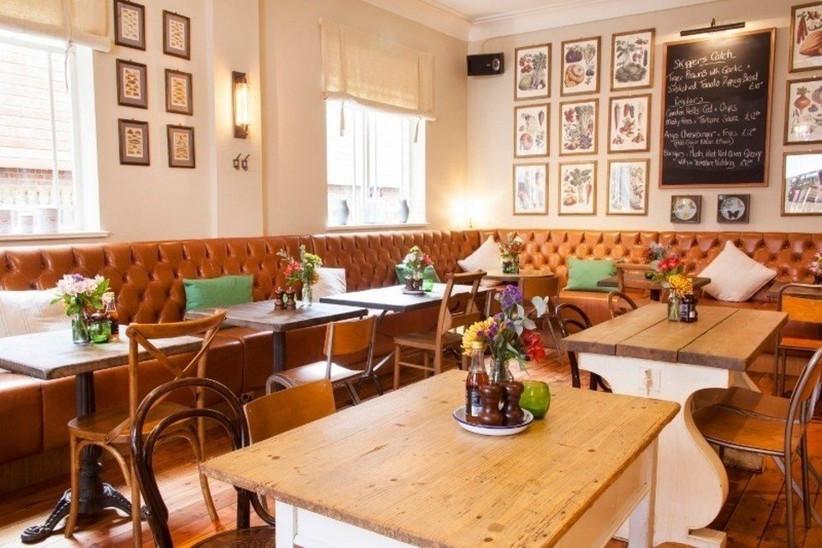 London Pub Wedding Venues The Trafalgar Arms 2