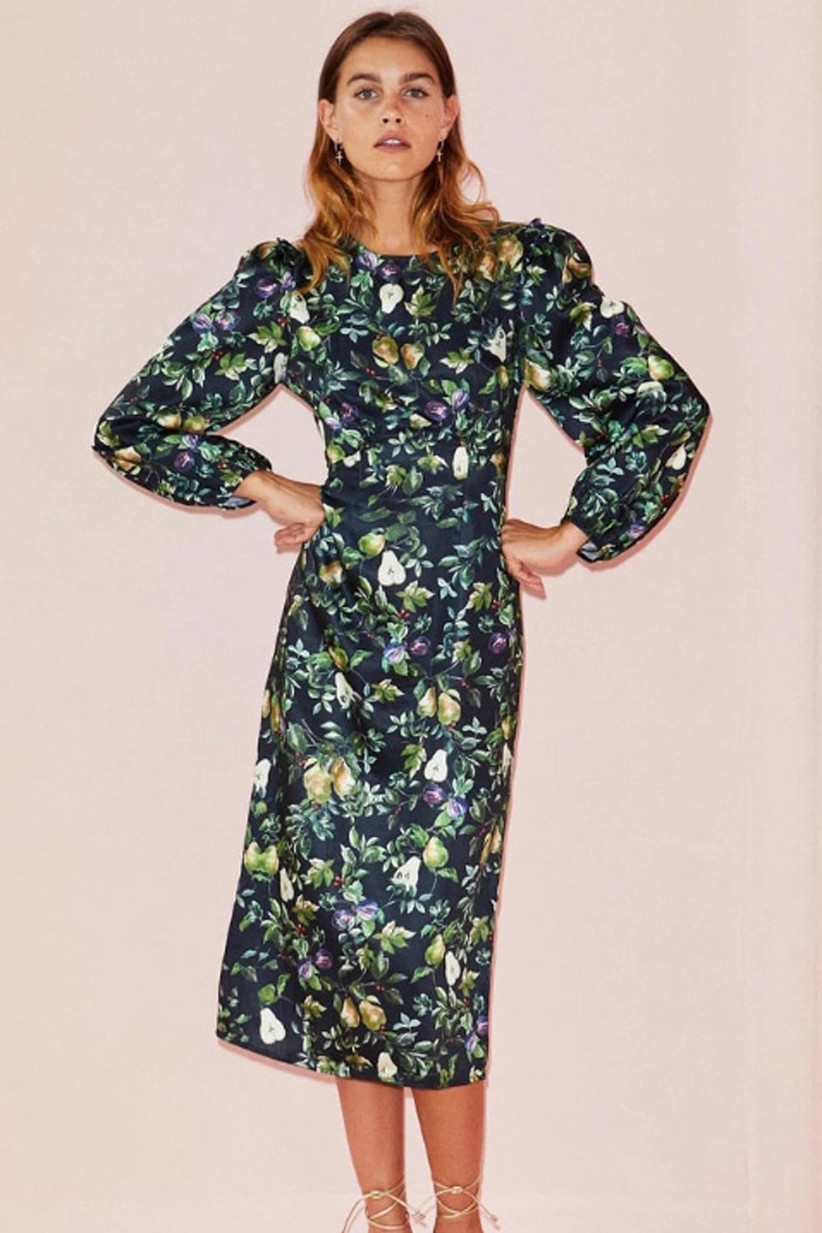 45 best winter wedding guest dresses for every budget