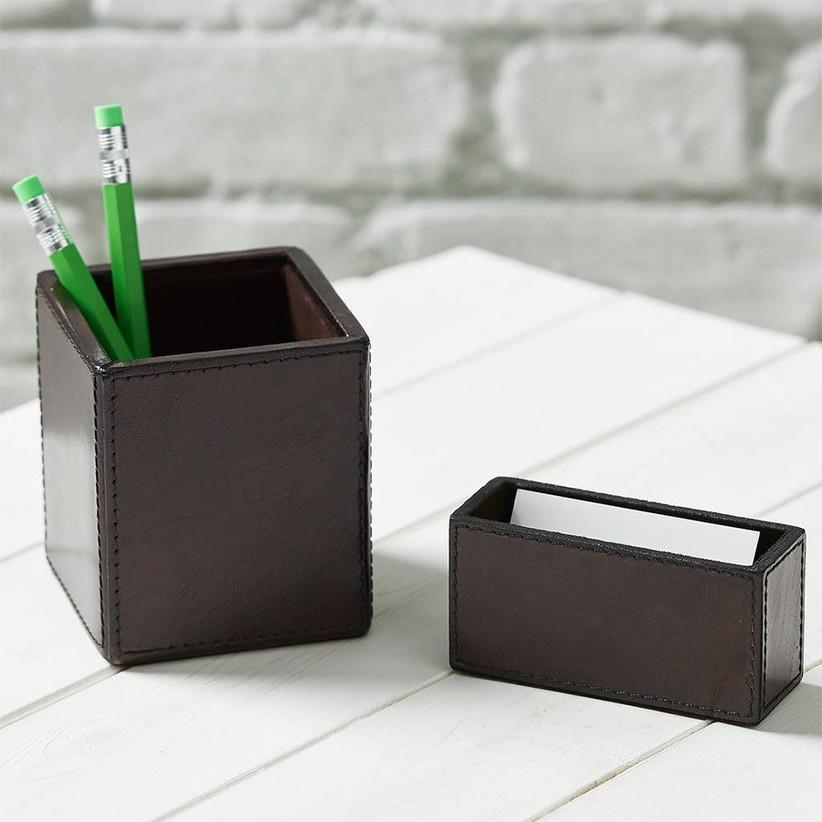 leather-desk-set