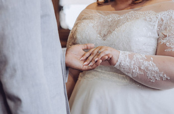 The 6 Things I Learnt Finding My Perfect Plus Size Wedding Dress