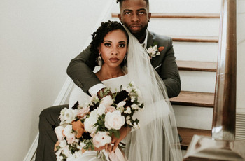 The Top 7 Wedding Trends for Black Couples in 2021