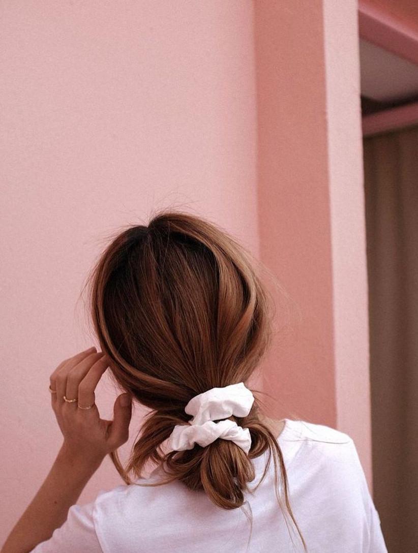 Wedding hair updo ideas 38