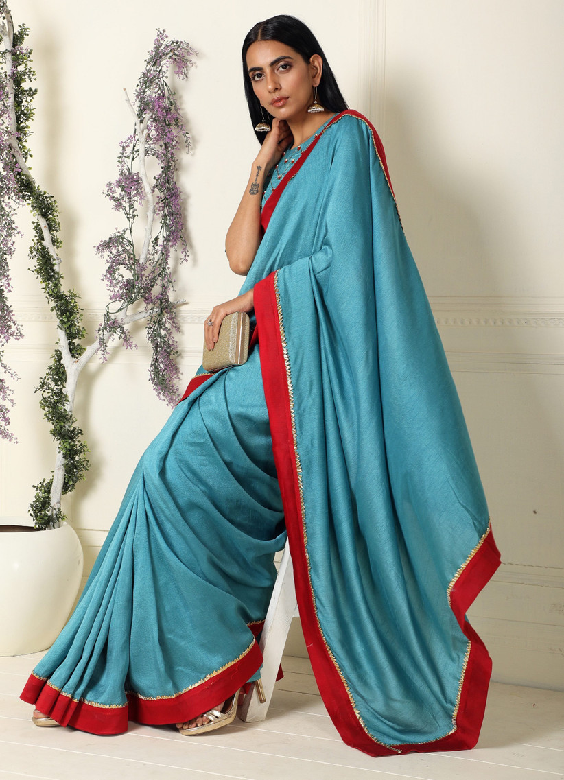 Indian wedding guest outfit 1