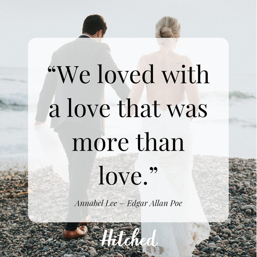 35 Of The Most Romantic Quotes From Literature Hitched Co Uk