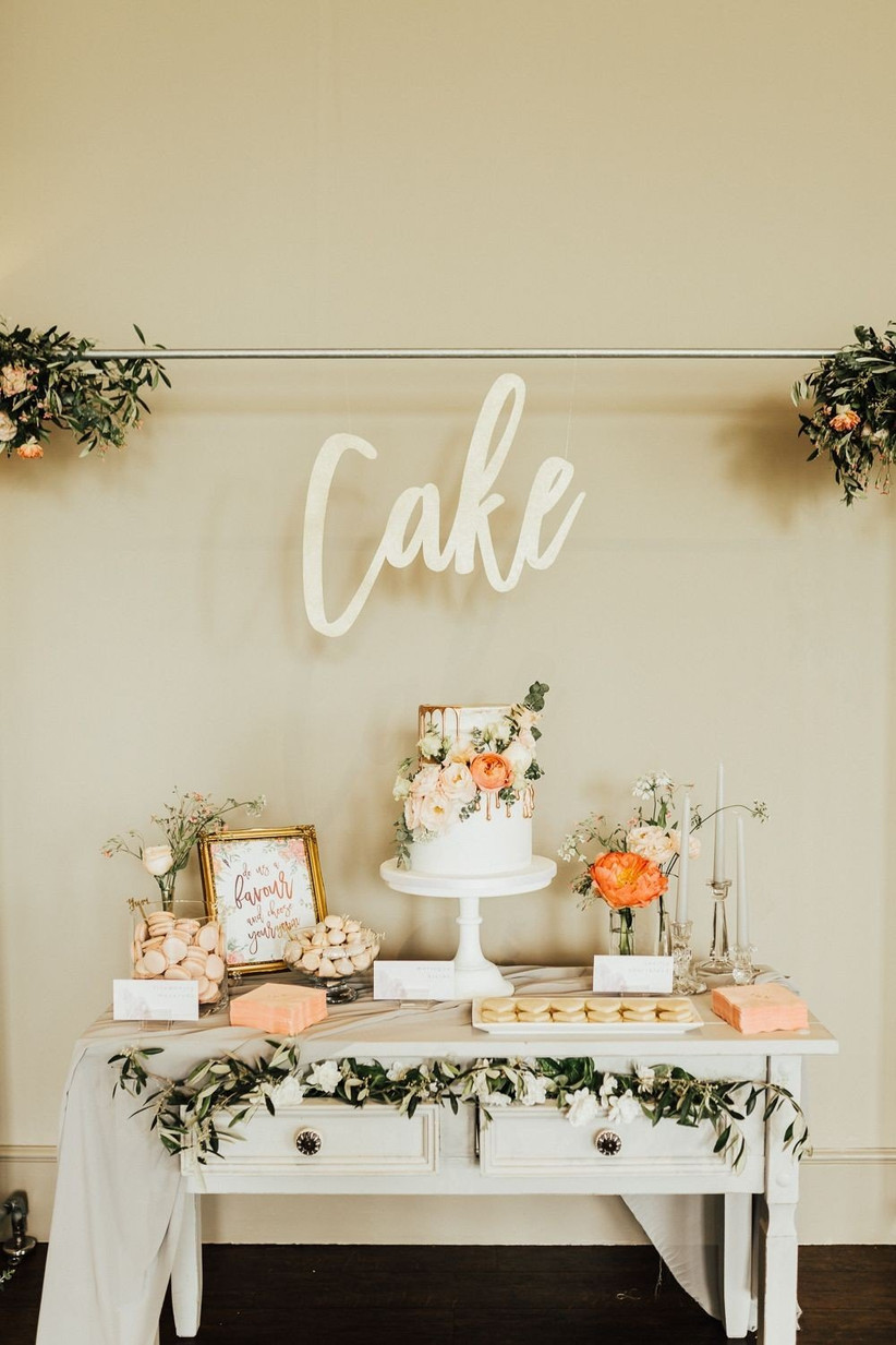 18 Amazing Wedding Dessert Table Ideas How To Create Your Own Hitched Co Uk