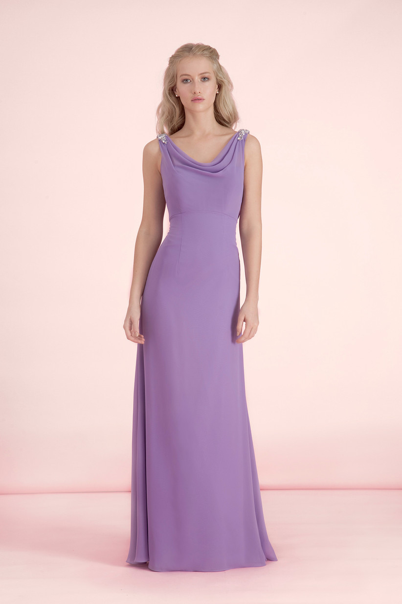 Kelsey Rose 14978 - pastel bridesmaid dress